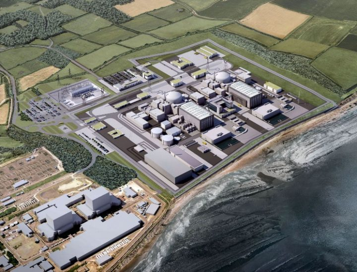 Projet nucléaire EPR